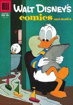 Walt Disney's Comics and Stories 218