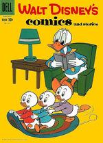 Walt Disney's Comics and Stories 221