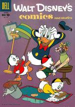 Walt Disney's Comics and Stories 222