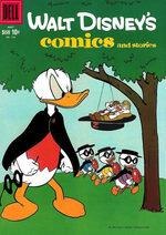 Walt Disney's Comics and Stories 224