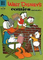 Walt Disney's Comics and Stories 225