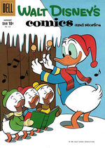Walt Disney's Comics and Stories 232