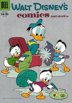Walt Disney's Comics and Stories 233