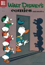 Walt Disney's Comics and Stories 244