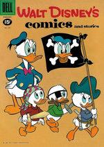 Walt Disney's Comics and Stories 245