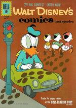 Walt Disney's Comics and Stories 251