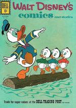 Walt Disney's Comics and Stories 254