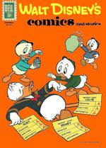 Walt Disney's Comics and Stories 255