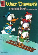 Walt Disney's Comics and Stories 257