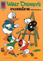 Walt Disney's Comics and Stories 258