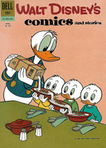 Walt Disney's Comics and Stories 259
