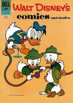 Walt Disney's Comics and Stories 260