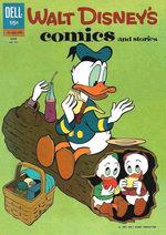 Walt Disney's Comics and Stories 261