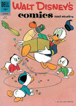 Walt Disney's Comics and Stories 262