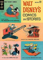 Walt Disney's Comics and Stories 264