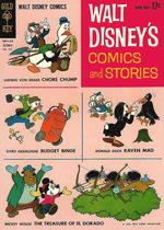 Walt Disney's Comics and Stories 265