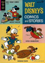 Walt Disney's Comics and Stories 269