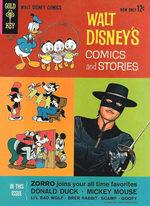 Walt Disney's Comics and Stories 275