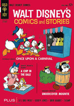 Walt Disney's Comics and Stories 279