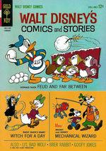 Walt Disney's Comics and Stories 281