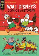 Walt Disney's Comics and Stories 282