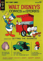 Walt Disney's Comics and Stories 285