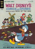 Walt Disney's Comics and Stories 288