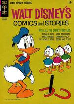 Walt Disney's Comics and Stories 293