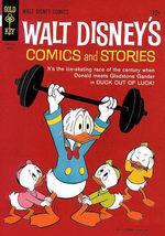 Walt Disney's Comics and Stories 294