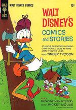 Walt Disney's Comics and Stories 295