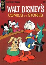 Walt Disney's Comics and Stories 296