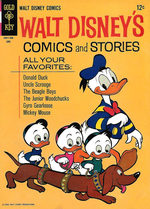 Walt Disney's Comics and Stories 297