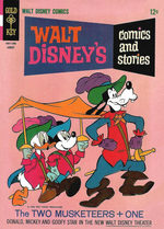 Walt Disney's Comics and Stories 299