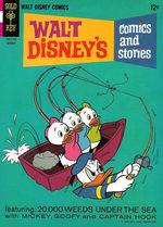 Walt Disney's Comics and Stories 301