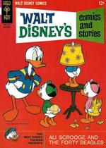 Walt Disney's Comics and Stories 302