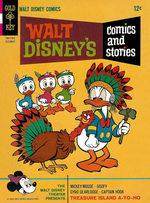 Walt Disney's Comics and Stories 303
