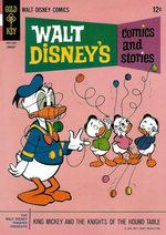Walt Disney's Comics and Stories 304