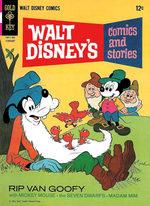 Walt Disney's Comics and Stories 305