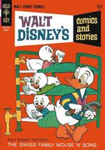 Walt Disney's Comics and Stories 306