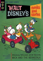 Walt Disney's Comics and Stories 311