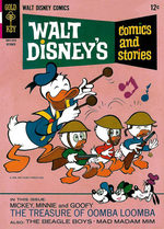 Walt Disney's Comics and Stories 313