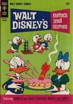 Walt Disney's Comics and Stories 314