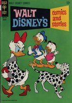 Walt Disney's Comics and Stories 316