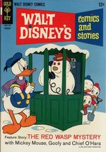 Walt Disney's Comics and Stories 317
