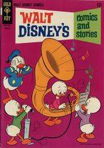 Walt Disney's Comics and Stories 318