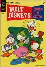 Walt Disney's Comics and Stories 319