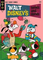 Walt Disney's Comics and Stories 320