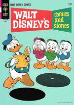 Walt Disney's Comics and Stories 321