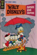 Walt Disney's Comics and Stories 324