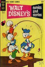 Walt Disney's Comics and Stories 325